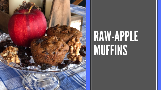 Raw-Apple Muffins